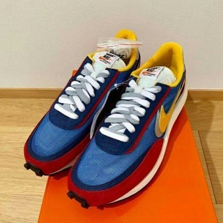 "27cm Sacai × Nike ""LDWAFFLE""(スニーカー)"
