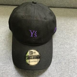 Yohji Yamamoto - Y's x NEW ERA キャップ