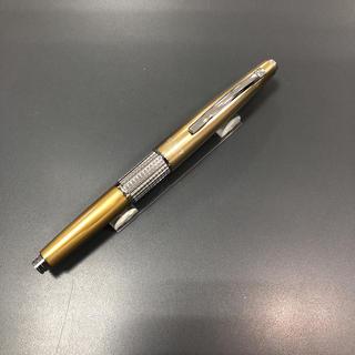 ペンテル(ぺんてる)の限定ケリーシャープペン0.5 ブロンズゴールド(ペン/マーカー)