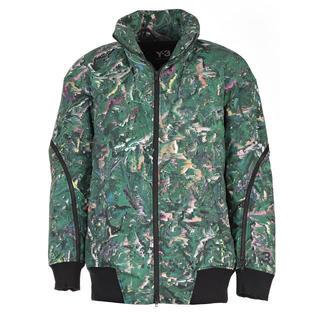 Y-3 - ■Y-3 AOP matt down jacket