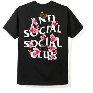 ANTI - アンチソーシャル tシャツ