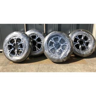 トヨタ - ハイエース 200系 純正アルミホイール  新車外し タイヤ付4本セット