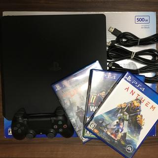 PlayStation4 - プレイステーション4 本体 CUH-2000