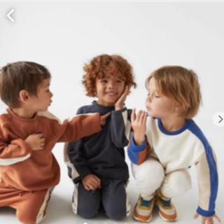 ザラキッズ(ZARA KIDS)のZARA baby スウェットトレーナー(Tシャツ/カットソー)