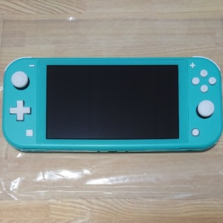 Nintendo Switch - 良品‼️任天堂 Switch Lite ターコイズ❗