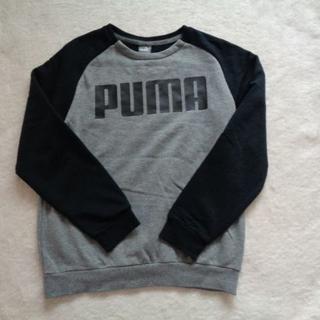 PUMA - PUMA♡長袖スウェット150cm