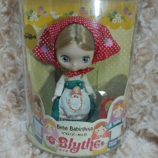 Takara Tomy - べべバブーシュカ プチブライス ブライス BLYTHEDOLL 人形