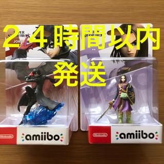 amiibo 勇者 ジョーカー セット(ゲームキャラクター)