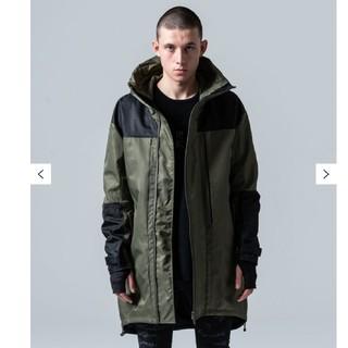 グラム(glamb)の新品未使用 タグ付き glamb cameraman mods coat(モッズコート)