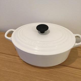 ルクルーゼ(LE CREUSET)のルクルーゼ ル・クルーゼ 23センチ(鍋/フライパン)