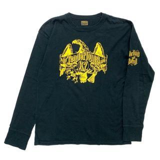 テンダーロイン(TENDERLOIN)のTENDERLOIN テンダーロイン K7 イーグル ロンT Mサイズ(Tシャツ/カットソー(七分/長袖))