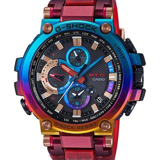 ジーショック(G-SHOCK)のG-SHOCK 火山雷 MTG-B1000VL-4AJR (腕時計(アナログ))