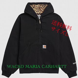 ワコマリア(WACKO MARIA)のWACKO MARIA CARHARTT ACTIVE JACKET カーハート(カバーオール)