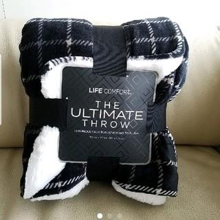 コストコ(コストコ)のコストコ 大人気商品 大判ひざ掛け 毛布 新品未使用(毛布)