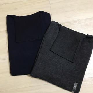 ムジルシリョウヒン(MUJI (無印良品))の【MUJI】洗える タートルネック セーター  婦人XS セット(ニット/セーター)