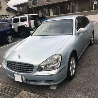 日産 - 車検たっぷり最高級セダンシーマ!クルコン・バックカメラ・ナビ・ETC・タイヤ新品