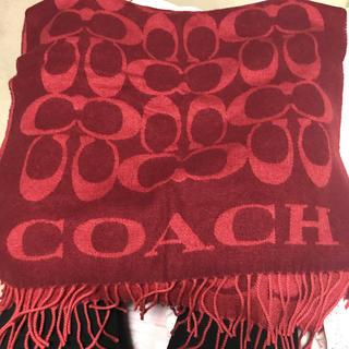 コーチ(COACH)のcoach マフラー メンズ(マフラー)