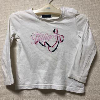 トミーヒルフィガー(TOMMY HILFIGER)のTOMMY HILFIGER 長袖ロングTシャツ サイズ90cm(Tシャツ/カットソー)