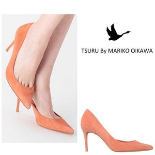 ツルバイマリコオイカワ(TSURU by Mariko Oikawa)の新品✳︎TSURU by marikooikawa 35 上品 カラー パンプス(ハイヒール/パンプス)