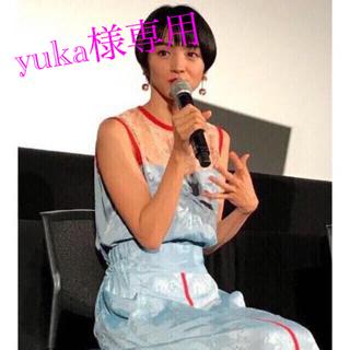 マメ(mame)のyuka様専用 mame kurogouchi カーネーショントップス サイズ2(カットソー(半袖/袖なし))