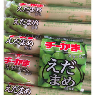 丸善 チーかま えだまめ風味  30g 18本(練物)