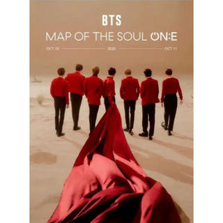 防弾少年団(BTS) - 日本語字幕❣️ BTS MAP OF THE SOUL ON:E  11日 2枚