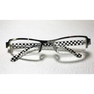 知的でダンディーなリーディンググラス 老眼鏡 +1.0〜20度ケース付