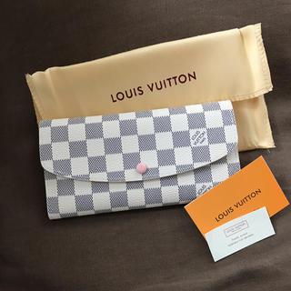 ルイヴィトン財布新品未使用最後の一点