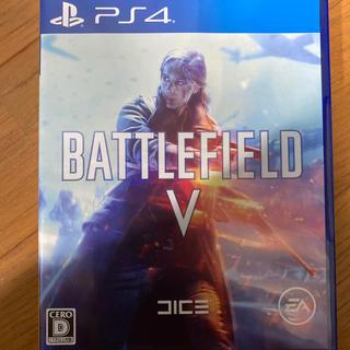 バトルフィールドV PS4(家庭用ゲームソフト)