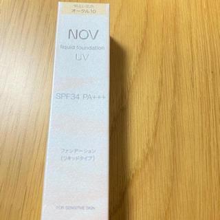 NOV - ノブ リキッドファンデーション オークル10