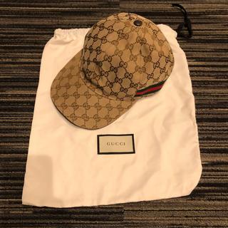 Gucci - GUCCI CAP グッチ キャップ 帽子