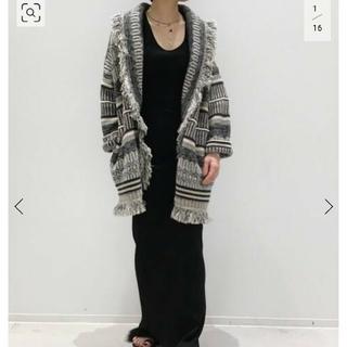 L'Appartement DEUXIEME CLASSE - BILLY/ビリー アパルトモン別注RIB DRESS(TANK)
