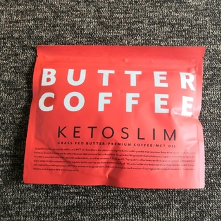 新品 未開封 ケトスリム バターコーヒー