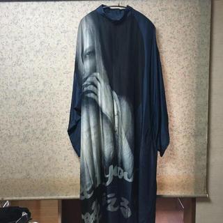 Yohji Yamamoto - yohjiyamamoto 18ss今晩会えるシルクシャツコート