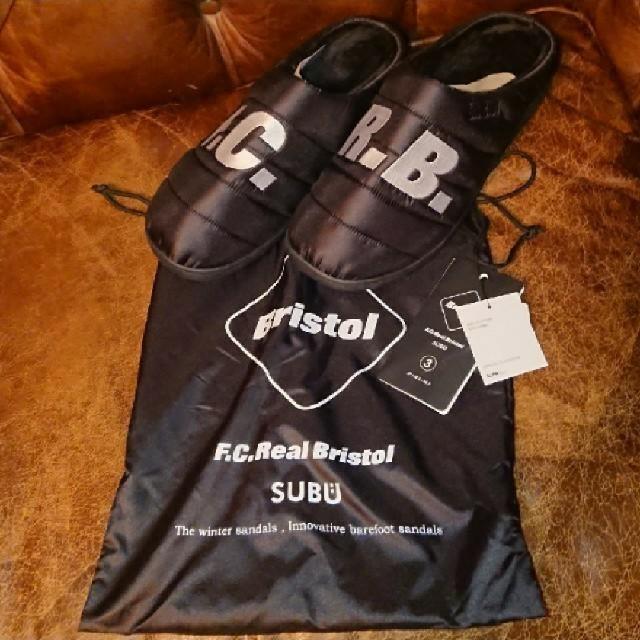 F.C.R.B.(エフシーアールビー)のF.C.Real Bristol SUBU F.C.R.B. SANDAL L メンズの靴/シューズ(サンダル)の商品写真