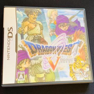 ニンテンドーDS(ニンテンドーDS)のドラゴンクエスト5 天空の花嫁 ドラクエ5 DS(携帯用ゲームソフト)