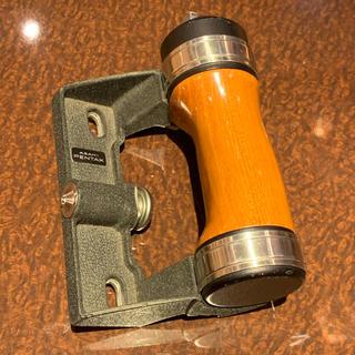 マミヤ(USTMamiya)のPENTAX67 木製グリップ ペンタックス67 木製グリップ(フィルムカメラ)