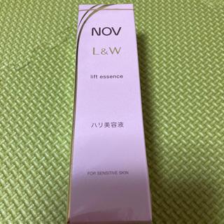 NOV - ノブ L &W リフトエッセンス ハリ美容液 28g