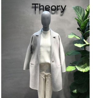 theory - Theory セオリー✳︎ケーブルニット✳︎今季冬