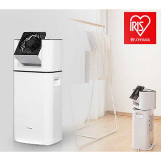 アイリスオーヤマ - 新品 アイリスオーヤマ サーキュレーター衣類乾燥除湿機 IJD-I50