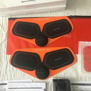 シックスパッド(SIXPAD)の新品 MTG SIXAD腕フィットネス男女兼用 Abs Fit 2個セット(トレーニング用品)