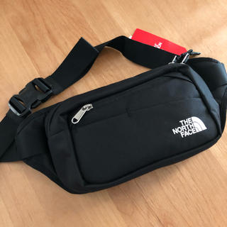 THE NORTH FACE - THE NORTH FACE ウエストポーチ ブラック