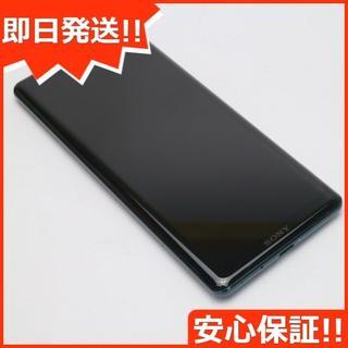 SONY - 超美品 SOV39 Xperia XZ3 フォレストグリーン