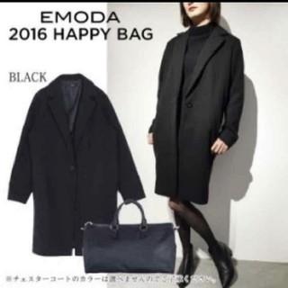 エモダ(EMODA)のEMODA2016年 福袋 チェスターコート(チェスターコート)