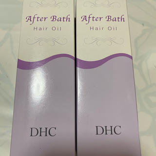ディーエイチシー(DHC)のDHC ヘアオイル セット(オイル/美容液)
