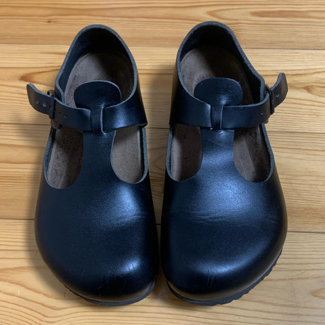 BIRKENSTOCK(ビルケンシュトック)のビルケンシュトック PARIS 甲高、幅広足に! レディースの靴/シューズ(サンダル)の商品写真