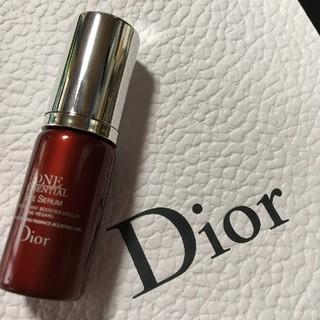 クリスチャンディオール(Christian Dior)のChristian Diorワンエッセンシャルアイ5ml(アイケア/アイクリーム)