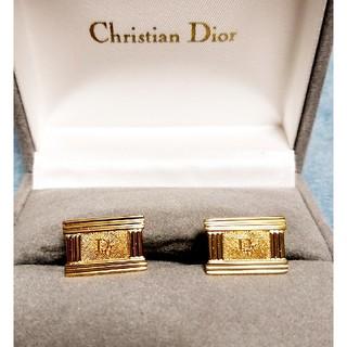 クリスチャンディオール(Christian Dior)の未使用クリスチャンディオール カフスセット(カフリンクス)