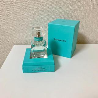 ティファニー(Tiffany & Co.)のティファニーオードパルファム  50ml(香水(女性用))