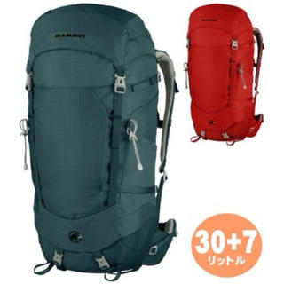 マムート(Mammut)のMAMMUT マムート リチウムクレスト S30+ リュック 登山 バックパック(登山用品)